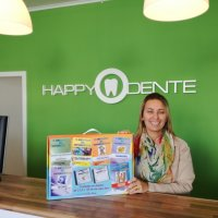 happy dente foto