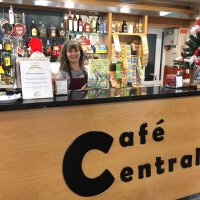 cafe central monte real
