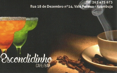 Escondidinho Café - Bar