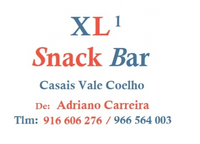 Snack Bar XL 1