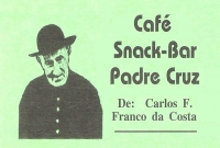 Café Snack-Bar Padre Cruz