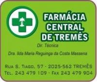 Farmácia Central de Tremês