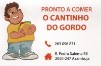 O Cantinho do Gordo