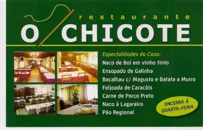Restaurante O Chicote